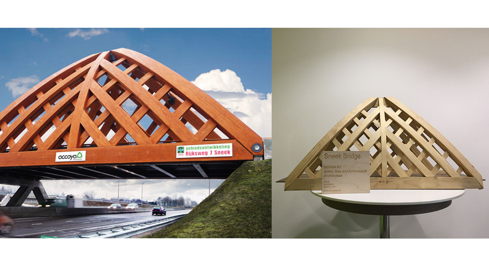 Accoya Sneek Bridge: From the Netherlands to Toronto