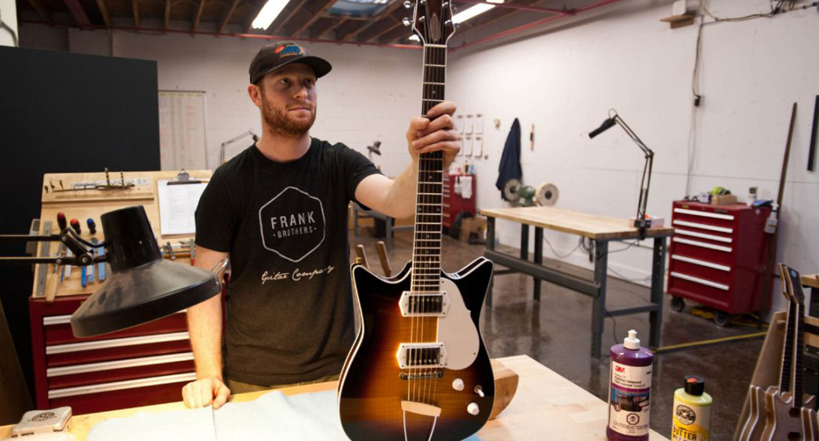 Industry News -Toronto Company wants to be Canada's Custom Guitar Shop